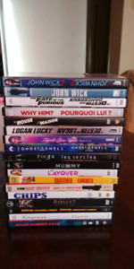 New released dvds