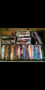 DVD movies.....