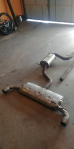 *****VW Golf GTI mk6 exhaust, catback, springs, shocks*****