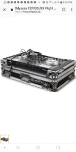 Dj Controller Case and Laptop Stand