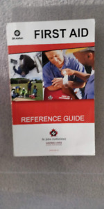 St John Ambulance First Aid Reference Guide