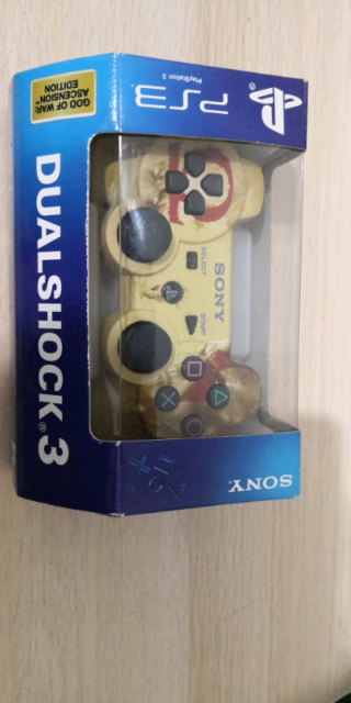 god of war limited edition controller