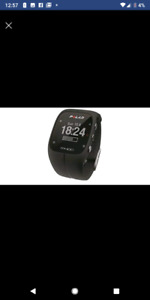 Polar M400 GPS Running Sport Watch with Heartrate (Size Large)