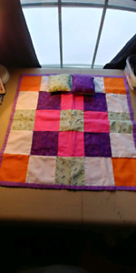 Baby doll quilts