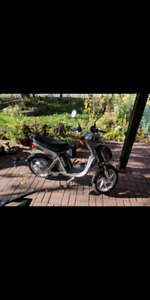 Great condition emmo ebike