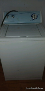 Match set washer and dryer