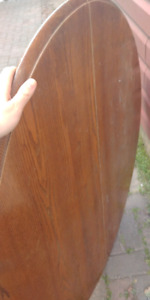 Free wood table