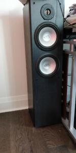 2 200W MTS Speakers