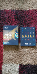 PMBOK 6th edition with Agile practice guide