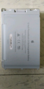 Apple 12-inch powerbook G4 Rechargeable Battery.