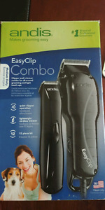 Andis Easy Clip Dog Clippers