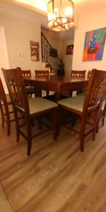 Dining  set for 8