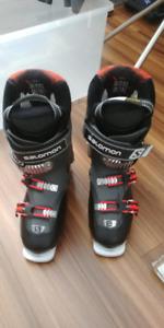 Botte de ski alpin Salomon pour homme
