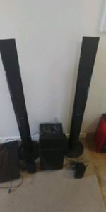 Sony home theater systme