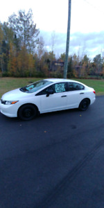 2012 Honda Civic $6900