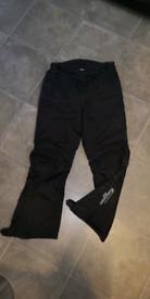 Motor bike trousers. Furygan Size 36 inch waist