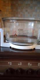 Replacement bowl 4 halogen oven