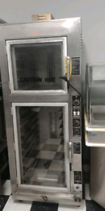 Commercial/industrial oven and proofer