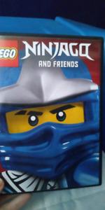Lego ninjago season movie