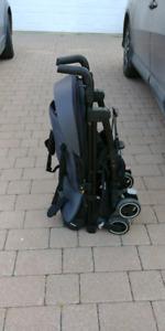 Black Maxi Cosi stroller