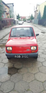 1991 Fiat 126p for sale