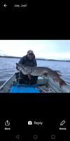 Fishing experience of a lifetime!