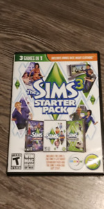 The Sims 3  Starter Pack for Sale!