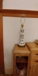 Magnifique lampe retro
