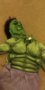Kids Hulk costume