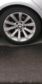 Bmw 17 inch E90 lci alloys