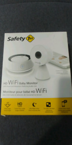 New HD WIFI Baby monitor