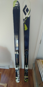 Ski Apline touring Black diamond Kilowatt 185