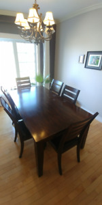 Kitchen table set for sale