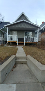 Newly renovated two-bdrm house in NE.  Available immediately!