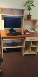 Work desk for sale - PICKUP TODAY