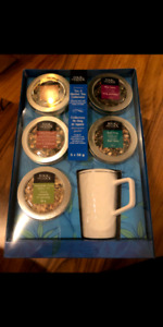 four o'clock tea gift set (brand new boxed in)