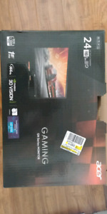 Accer gaming set