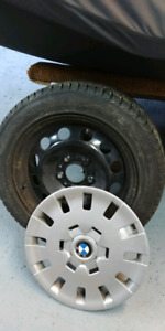 BMW winter tires and wheels for sale