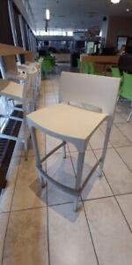 White Bar Chairs!