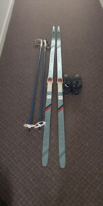Hagan cross country skis, great condition