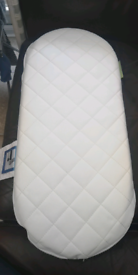 Moses basket mattress