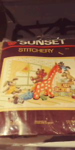 Cross stich kits