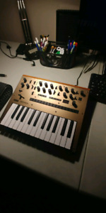 Korg Monologue for trade