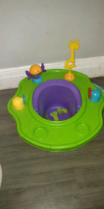 Baby chair with tray for sale