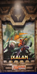 Magic: The Gathering Ixalan Booster Box for pre-order: $125!