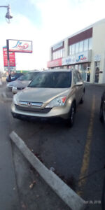 Honda CRV EX-L, Suv, AWD, NAV, BK UP CAM, Remote Start. Carproof