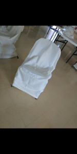 Ivory chair covers (110)
