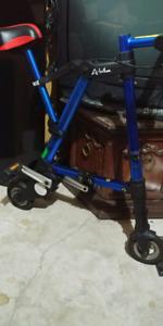 A-Bike folding lightweight bike