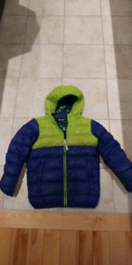 Boys medium (7/8) Puffy Jacket