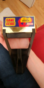Game Genie Cheat Code Device for NES